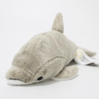 Custom stuffying sea animal plush whale soft toy