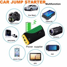 Booster Battery portable power supply and jump start system