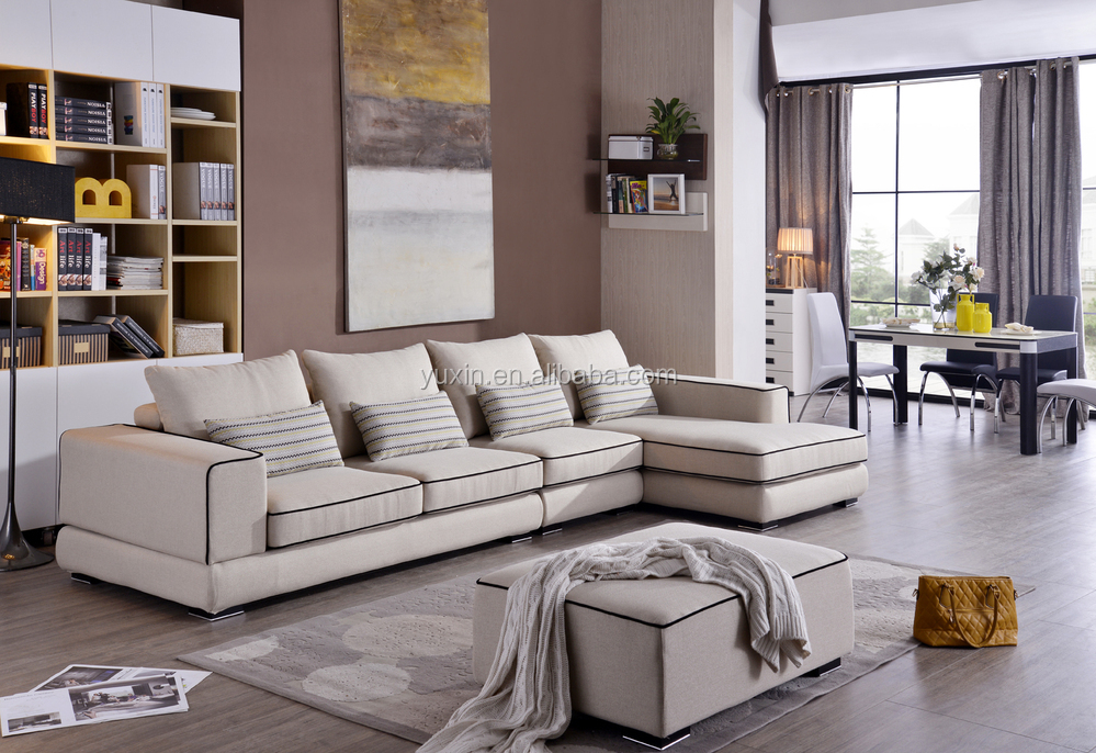 Saudi Arabia Latest Modern Sofa Design Simple Sectional Sofa Living