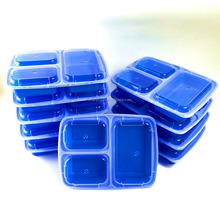 pp leakproof take away microwave custom convinient school tiffin kids plastic bento lunch box