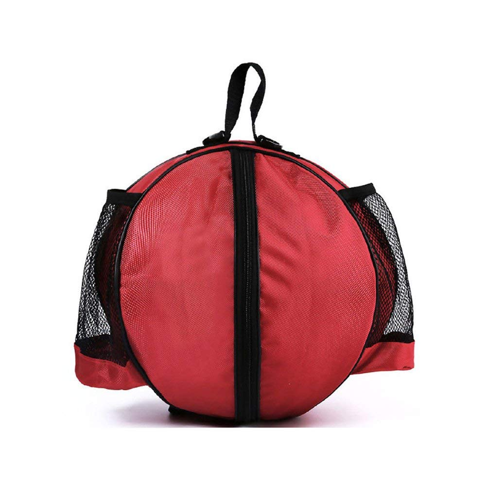 Get Quotations · RONGT Ball Bag - Sports Backpack for Single Basketball,  Football, Volleyball, Soccer Ball 88c9f82f69
