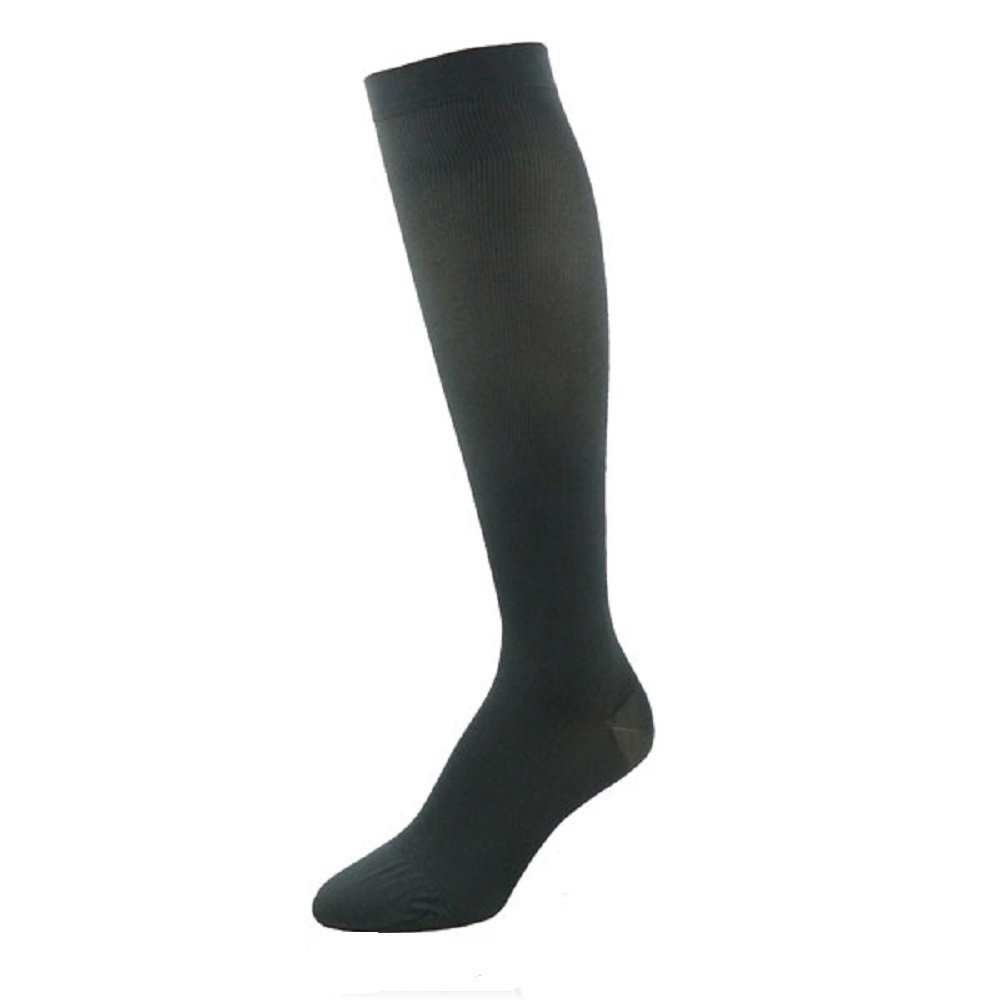 3baa59545 Ames Walker AW Style 167 Women s Travel 15-20mmHg Moderate Compression Knee  Compression Socks Tan