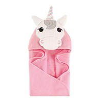 2019 Top Quality SoftestCotton Quick Dry Hooded Kids Unicorn Towel for Toddler
