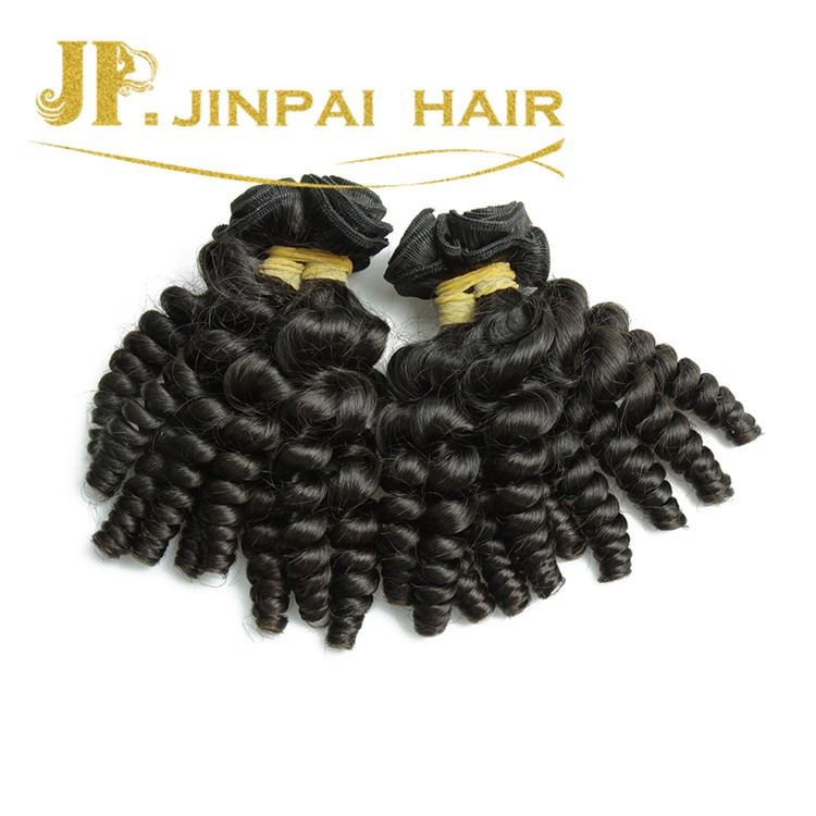 JP High Quality Baby Curl Wave For Fashion Women Hair Material Remy Hair Extensions