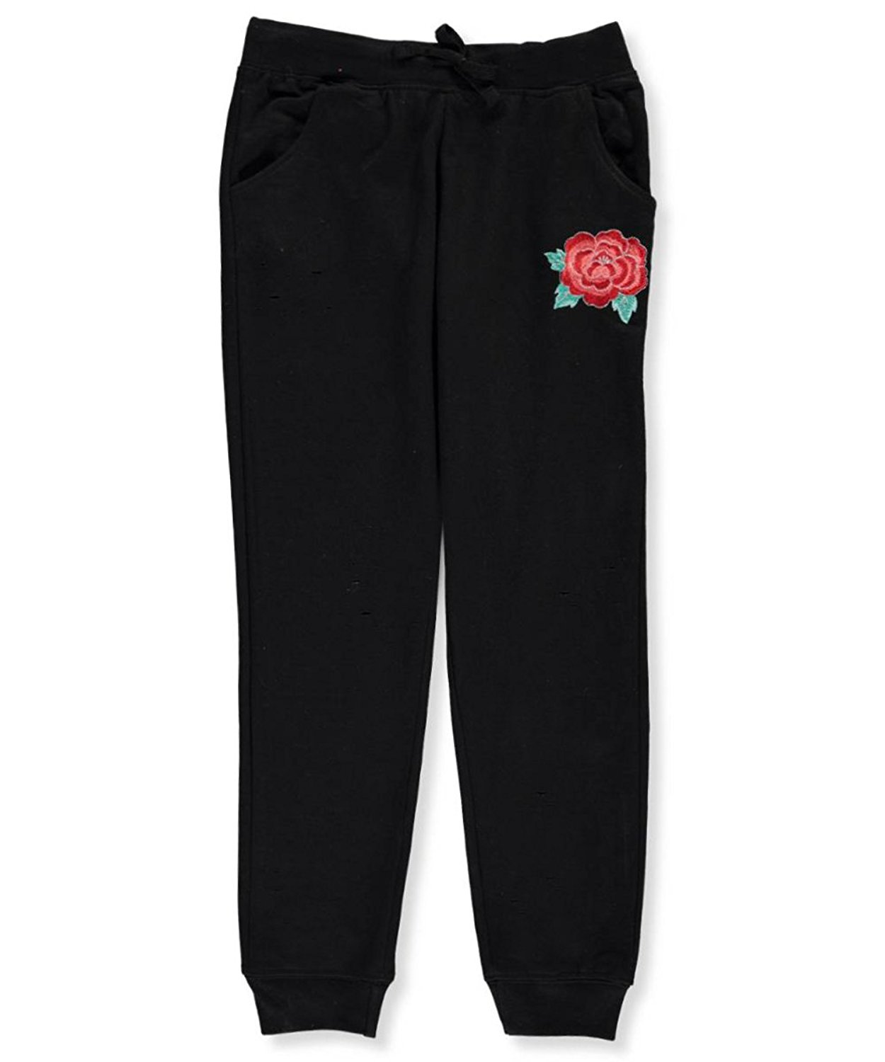 af1ec5904e8430 Get Quotations · Star Ride Big Girls  French Terry Joggers