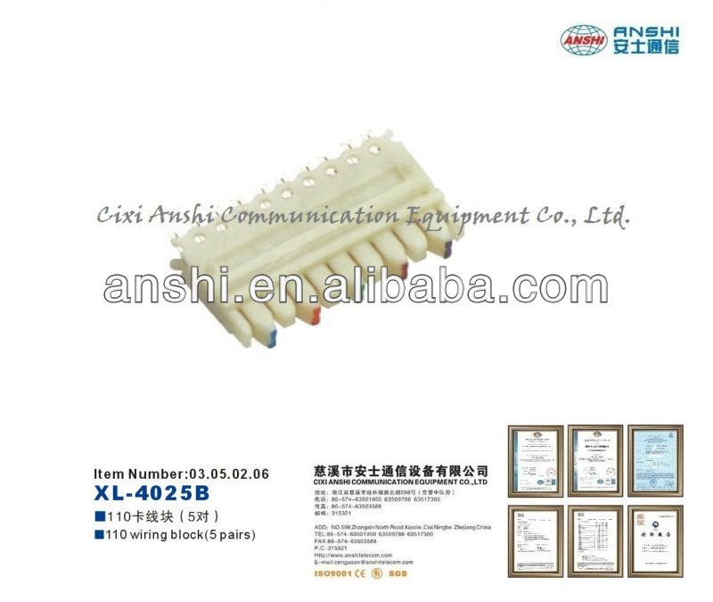 Super Anshi 5 Pairs 110 Idc Connecting Block Module Buy 110 Connecting Wiring Digital Resources Otenewoestevosnl
