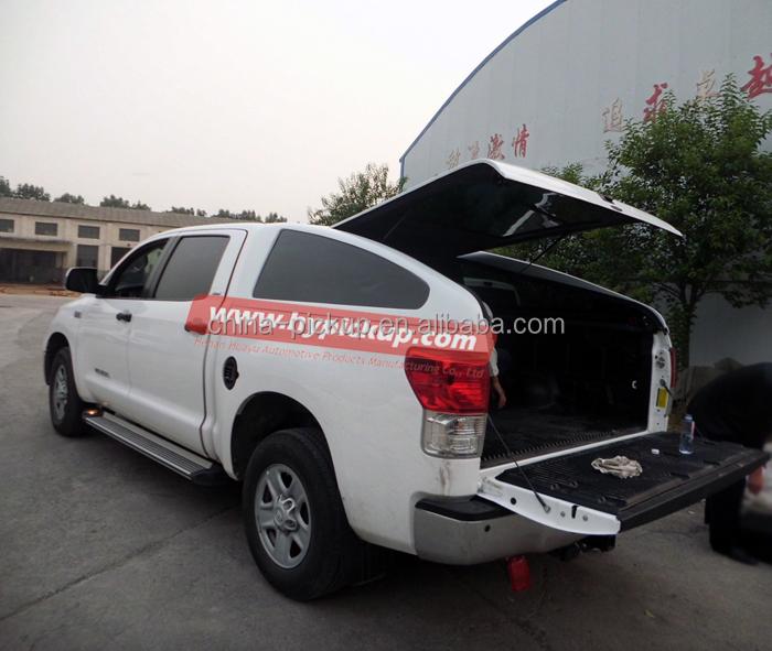 Toyota Camper Shells: Toyota Tundra Crewmax 5.5' Foot Fiberglass Truck Sport
