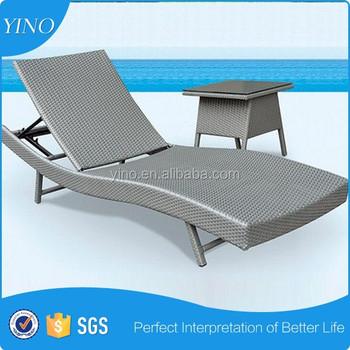 Divano letto pieghevole per esterni mobili da giardino in rattan divano letto spiaggia dondolo - Divano del sesso ...