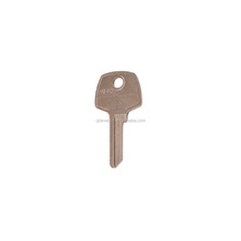 Hot sale nickel plated brazil market door keys