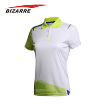 Create my own t shirt design dry fit sublimation polo shirt