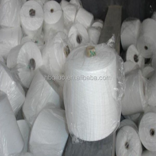 100 knitting polyester spun yarn indonesia