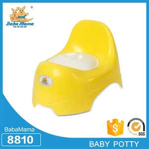 Classical plastic children porter potty
