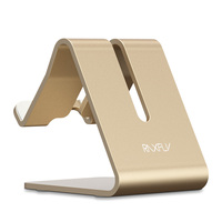 Great Free Shipping RAXFLY Mobile Phone Tablet Holder For iPad Aluminium Alloy Desk Cell Phone Stand