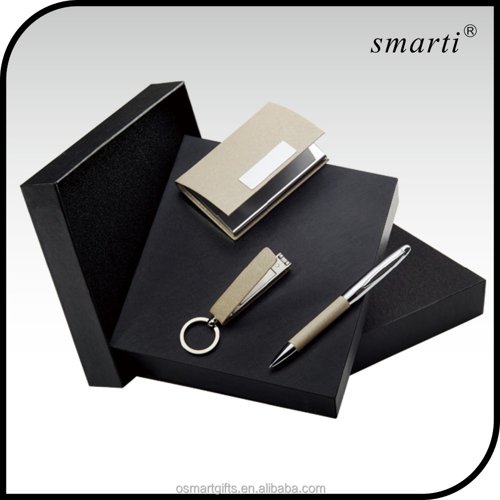 promotive pen and keyring gift sets items