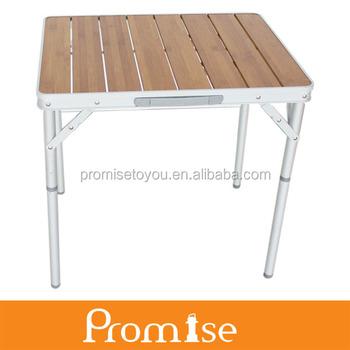 Tavoli Da Giardino In Alluminio Pieghevoli.Mobili Da Giardino Ultimo Stile Pieghevole In Alluminio Tavolo Da