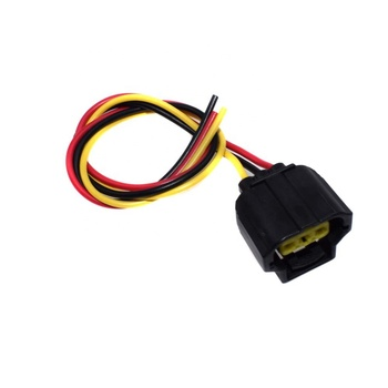 3 Wire Alternator Connector Harness Plug Fit For Ford Mustang Ranger  Wire Harness Receptacle Plugs on 3 plug gasket, 3 plug switch, 3 plug pin, 3 plug socket, 3 plug adaptor, 3 plug cord, 3 plug power, 3 plug wiring, 3 plug valve,