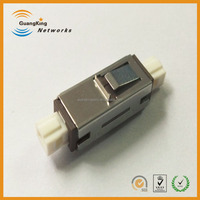 Professional Design optical fiber connecting adapters MU duplex