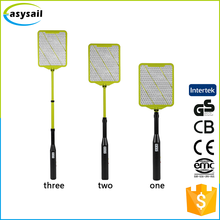 Good quality convenient electric rechargeable mosquito bat, mosquito killing bat