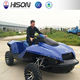 Hison shocking price Touring sit on argo amphibious 1300cc atv
