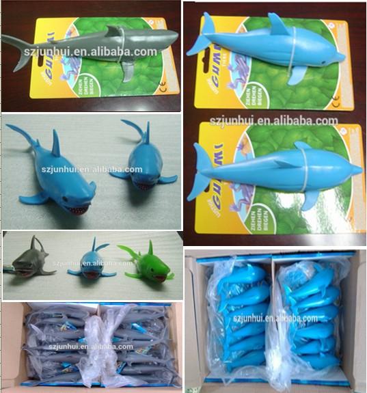 China Plastic Recycle Lifelike Animals Soft Toy Shark - Buy Soft Toy Shark,Toy Shark,Shark Toy ...