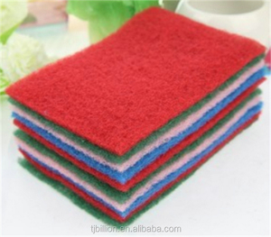 China import direct kitchen cleaning fiber scouring pad popular products in malaysia