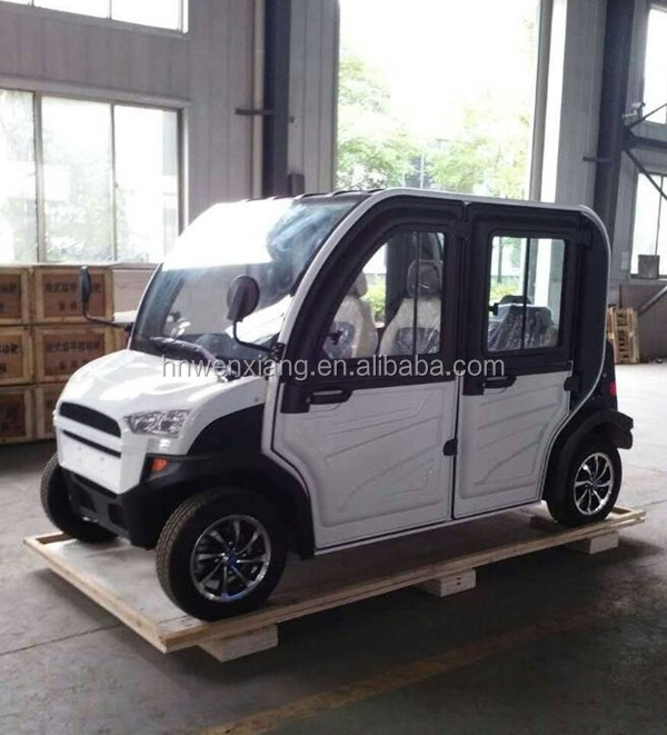 China Electric Car Without Driving Licence Buy Electric