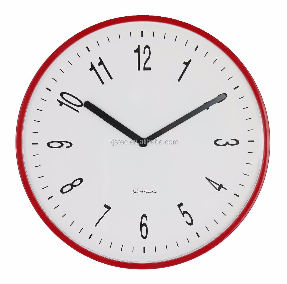 Grand moderne d coratif horloge murale cadeau de mariage horloge murale horloge murale id de - Grande horloge murale moderne ...