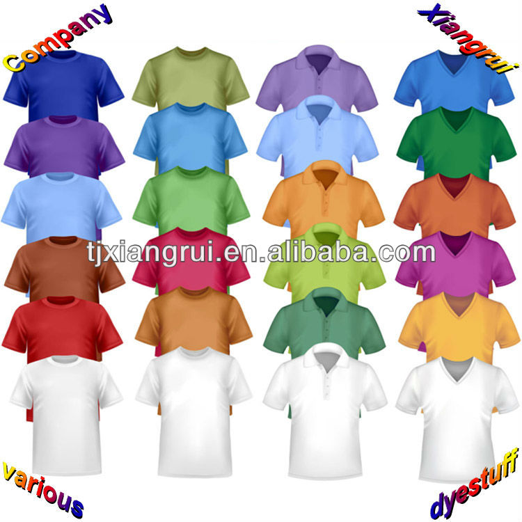 dyeing factory offering textile dyestuff for garment tie dye