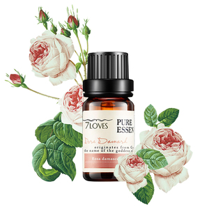 100% Pure Nature Fragrance Rose Aroma Essential Oil