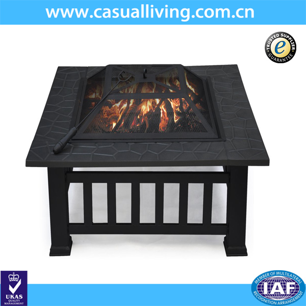 Hot selling custom home outdoor garden treasures fire pit