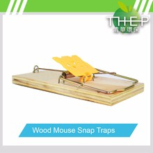 Hot Sale Environmental Protection Convenient Fast Safety Small Wooden Rodent Bait Station Mouse Trap Rat Killer Machine