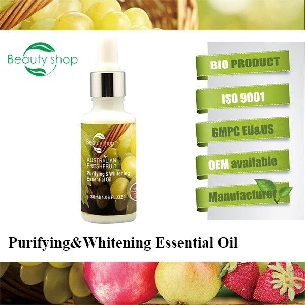 Australian Fresh Fruit Whitening still essential oil
