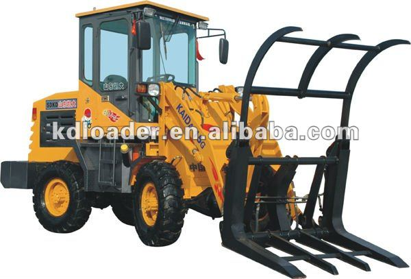 China Popular Sugar Cane Grab Loader Good Performance ZL18 1.8T Cane Loader For Sale