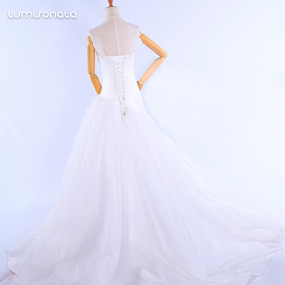 ca80b8ee7e0 2018 nouvelle mode LED éclairage robe lumineuse robe de soirée de mariage.  Tissu fiber optique ...