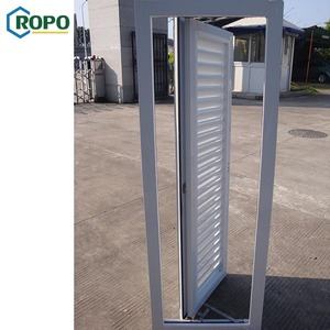 New Products 2018 Aluminum Louver Window /Aluminum Glass Windows Shutters