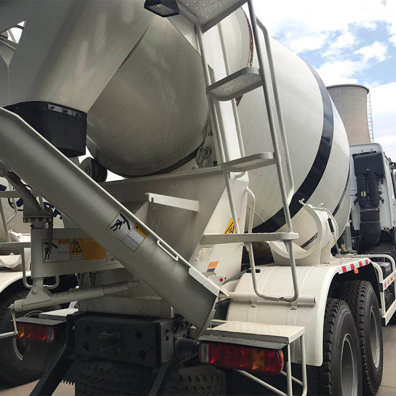 Factory supply product mini truck concrete mixer price for sale