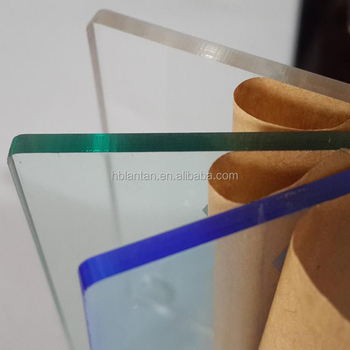 100% Virgin materials 3mm clear cast acrylic sheet flexible price