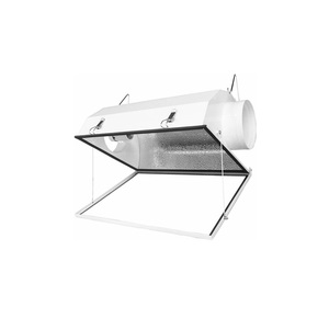 parabolic reflector design/ grow light reflector/ 8 inch double ended hood