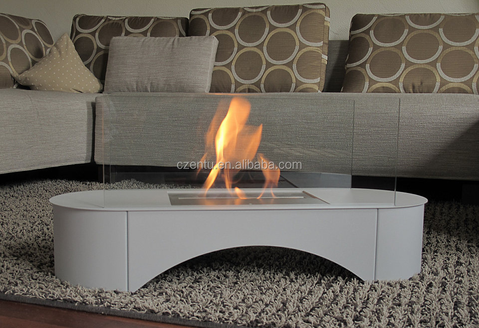 smelless smokeless decorative fireplace surround fireplace frame which is removable - Decorative Fireplace