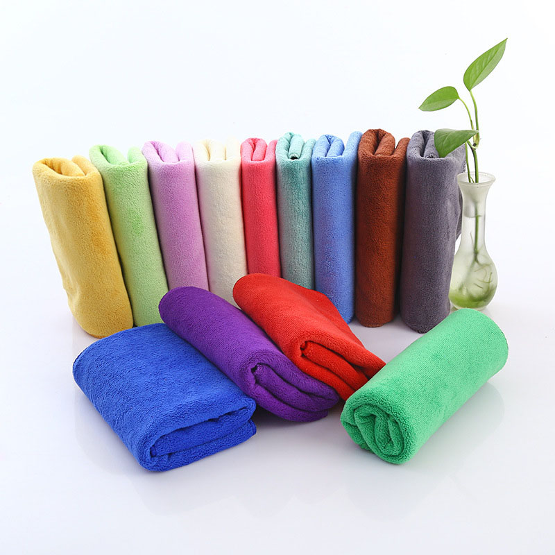 soft touch hand microfiber towels printing with oem logo / microfiber cheap hand towels / hand towel microfiber pet