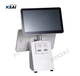 15.6 inch TFT Capacitive Touch Screen all in one Android Pos Device built in Thermal Printer /NFC /4G /Barcode scanner