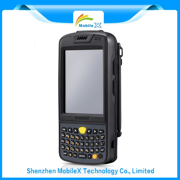 best selling rugged PDA terminal handheld Win CE warehouse pda with sealing IP65