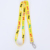 ID Card Holder Lanyard  badge lanyard with custom logo for event