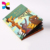Children english story book/sound card board book printing