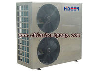 R410A EVI scroll 10KW heat pumps air conditioner