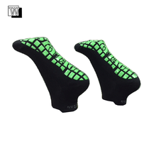 WNS-1703-C sauter chaussettes chaussettes de <span class=keywords><strong>trampoline</strong></span> poignée sky zone <span class=keywords><strong>trampoline</strong></span> personnalisées chaussettes