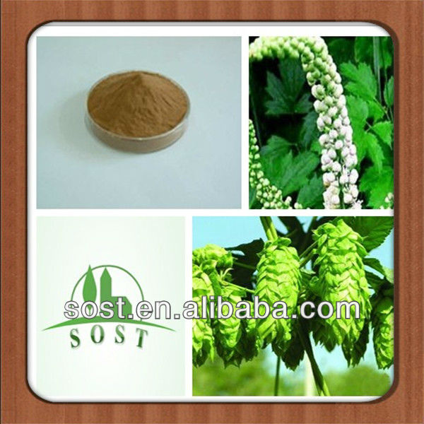 Reduce Blood Pressure Black Cohosh P.E.