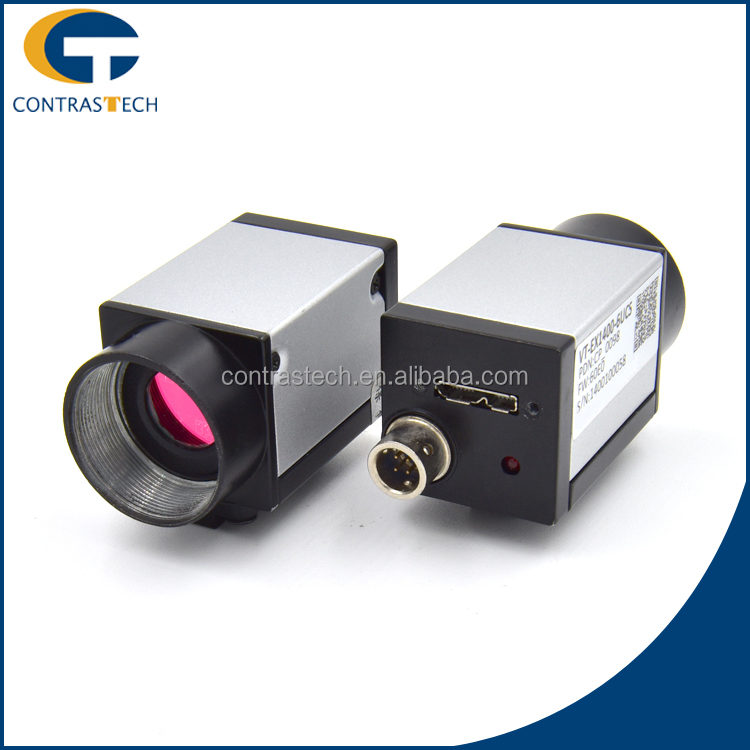 EXGC14000S Quality Assurance GigE Vision Standard CMOS 14mp Industrial Machines Camera