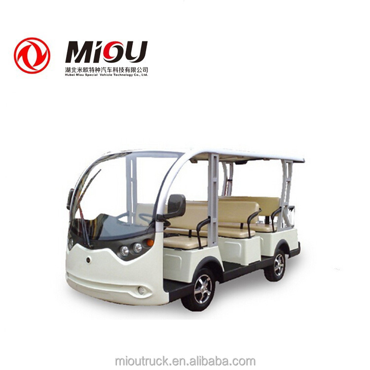 Chinese Manufacturer 6 Penger Electric Car For
