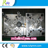 ISO9001 HASCO OEM ODM Instrument Parts Injection Mold, Professional Plastic Mold Factory